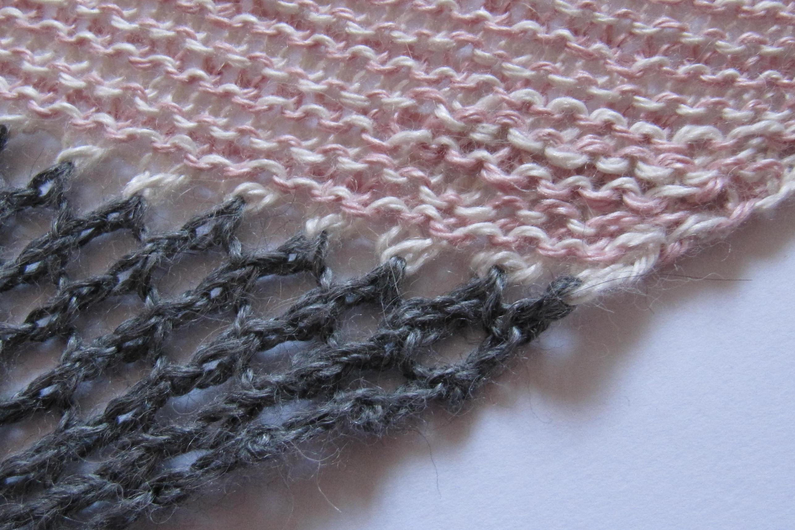 Quciksilverkal Woolspire Häkelmonster