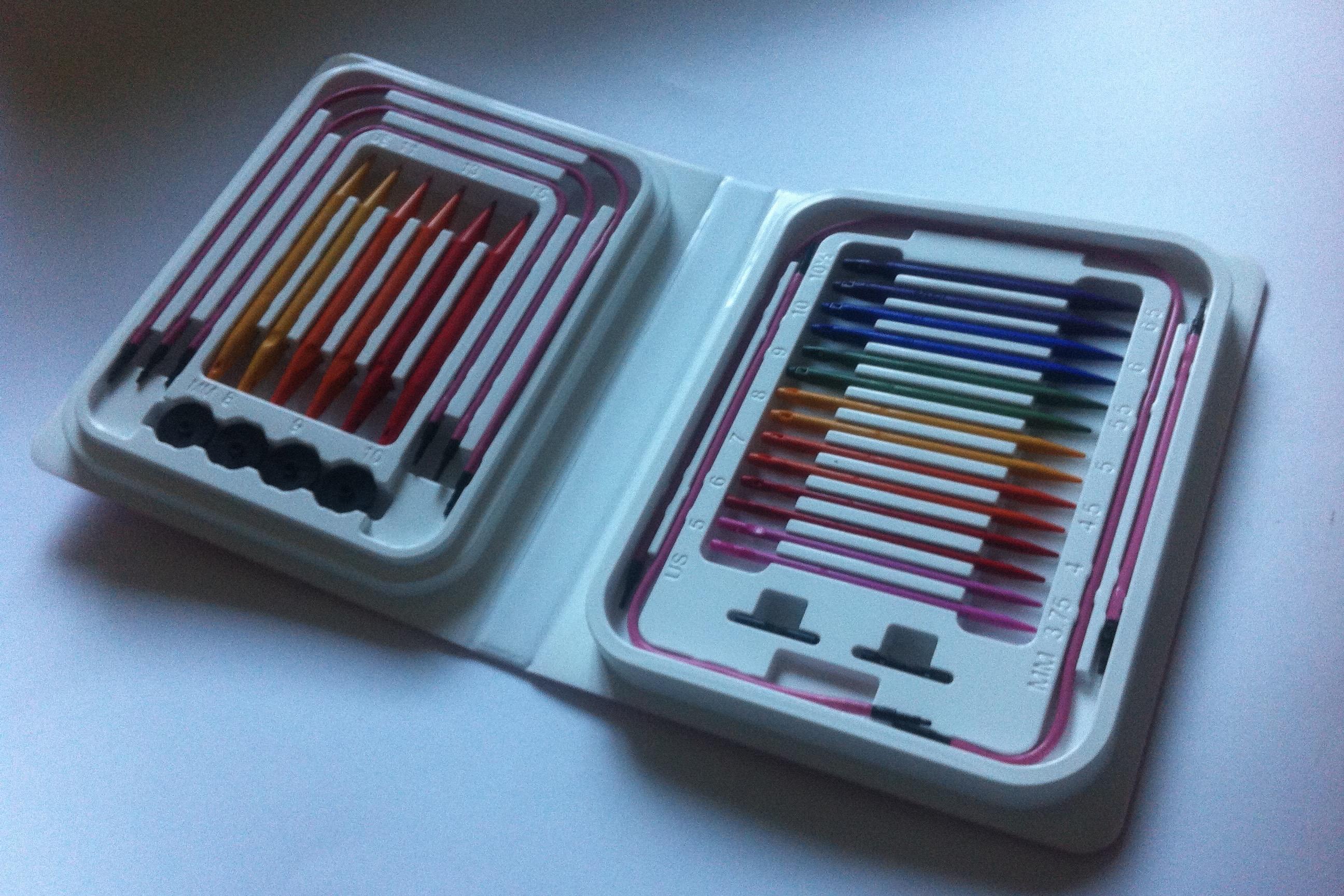 Denise Interchangeable Knitting Needles Häkelmonster