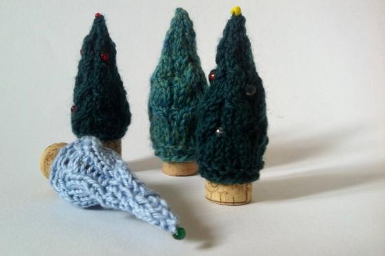 Weihnachtsbaum Tannenbaum Häkelmonster