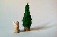 Weihnachten Häkelmonster Weihnachtsbaum