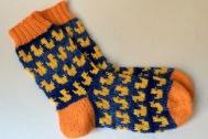 Rubberduck Socken Häkelmonster