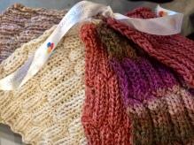 Schachenmayr mix+knit Häkelmonster