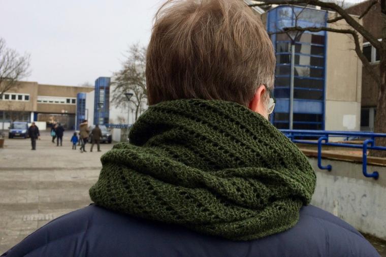 Rectangle Shawl Häkelmonster
